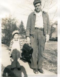 me+dad